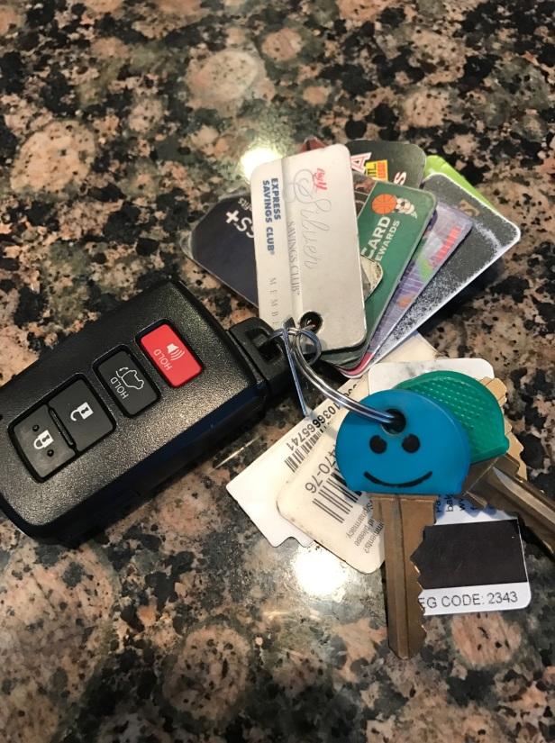 Mom keys