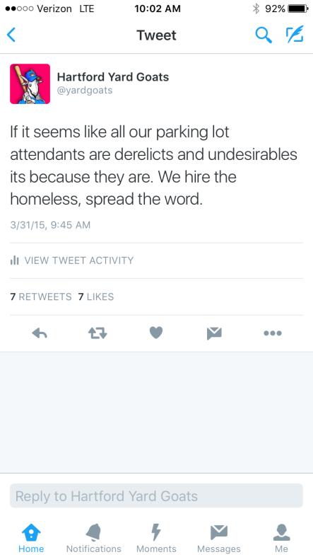 parking lot attendants