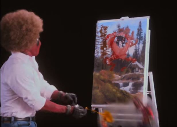 deadpool painting.JPG