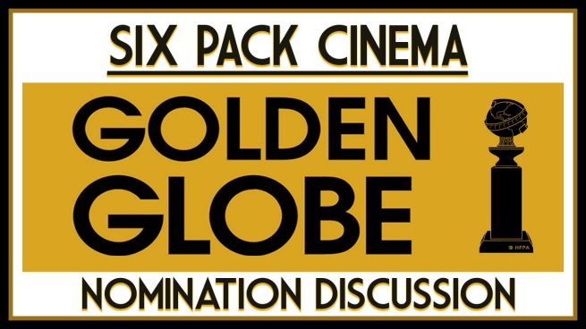 Weekly Poster Golden Globes